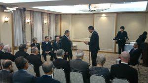 法務省で開催の東京首長・議員保護司の会
