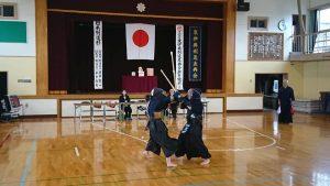 剣道友興会新年会