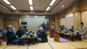 東京都鮨商生活衛生同業組合足立支部の新年会