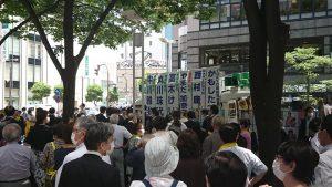 東京都議会議員補欠選挙1