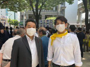 東京都議会議員補欠選挙2