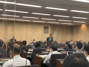 決算特別委員会二日目
